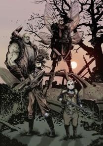 Mutant : Année zéro - livre de base