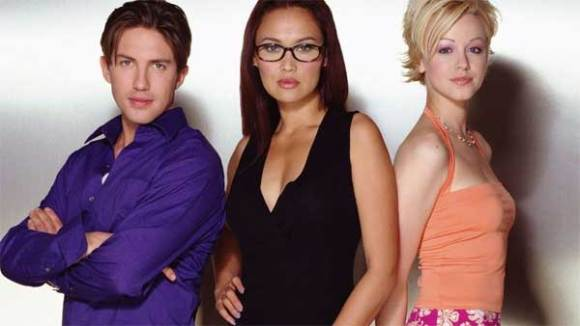 Nigel Bailey, Sydney Fox et Claudia