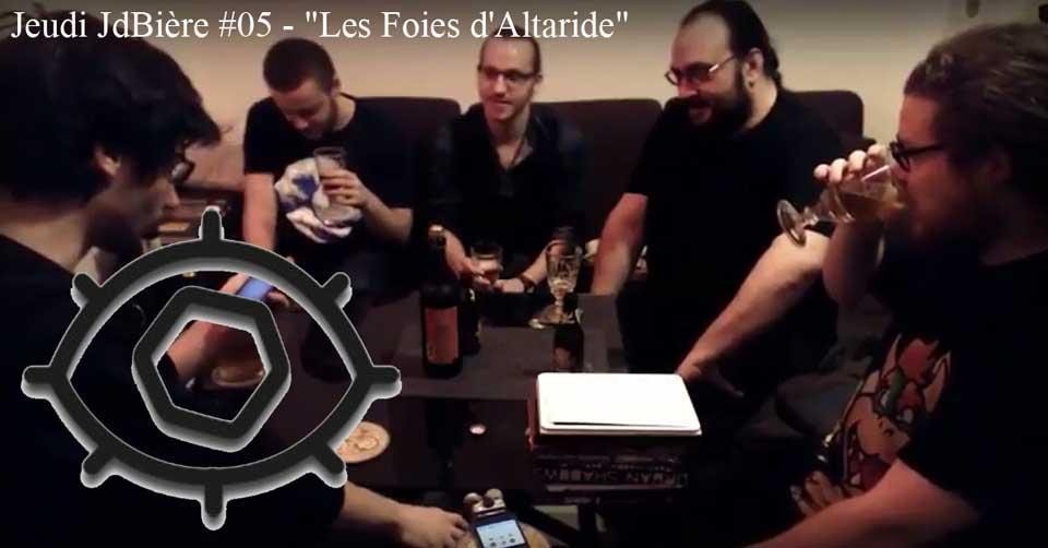 Les Foies d'Altaride