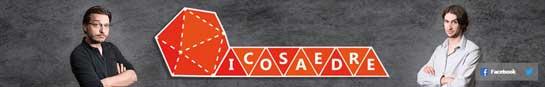 Allez donc voir la chaine youtube Icosaèdre