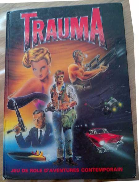 trauma le jeu de rôle d'aventure contemporain