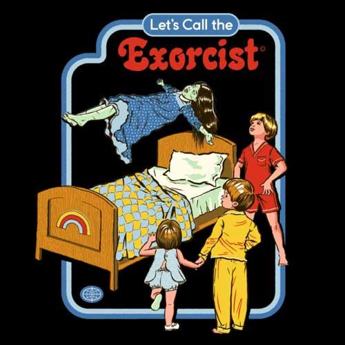Exorcist - Steven Rhodes