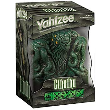 Cthulhu Yahtzee