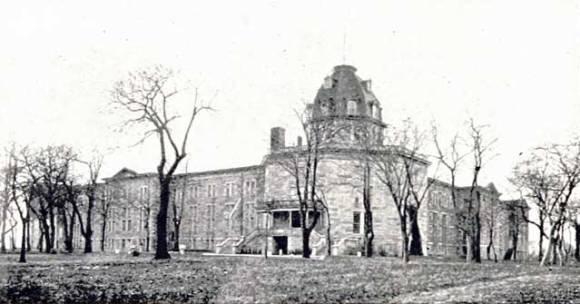 La tour Octagon