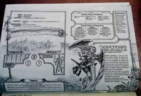 Kit de découverte Les Terres de Matnak