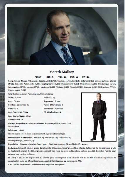 Gareth Mallory