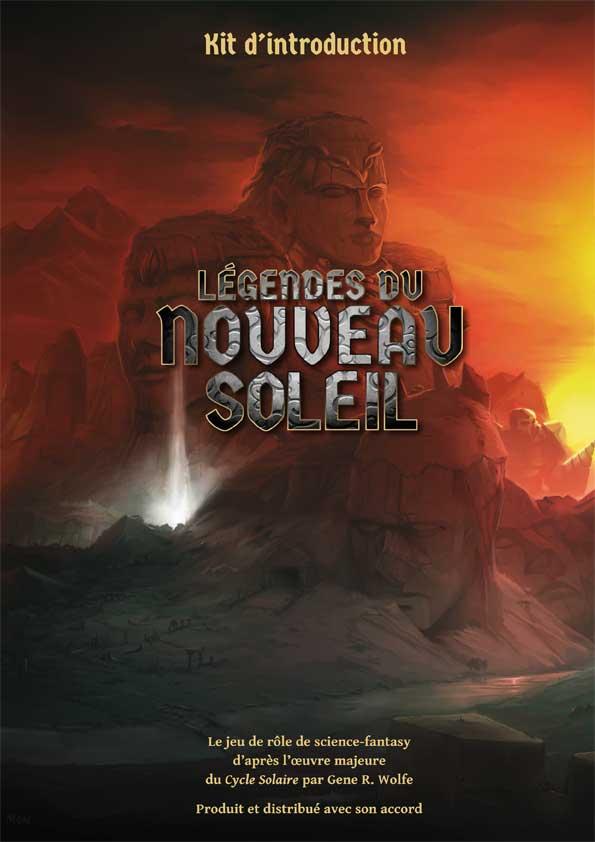 Kit d'Introduction jdr Le Nouveau Soleil