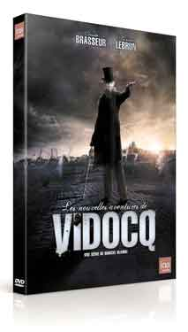 le DVD des nouvelles aventures de Vidocq