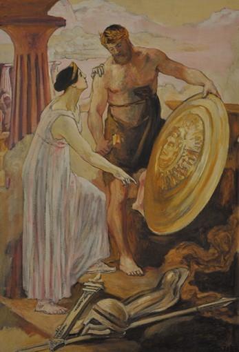Le Bouclier d'Achille