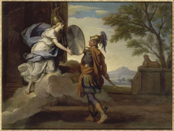 Athena et Persée