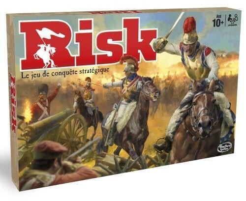 Risk : le jeu de conquête stratégique