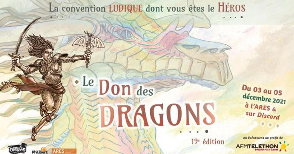 Le don des dragons