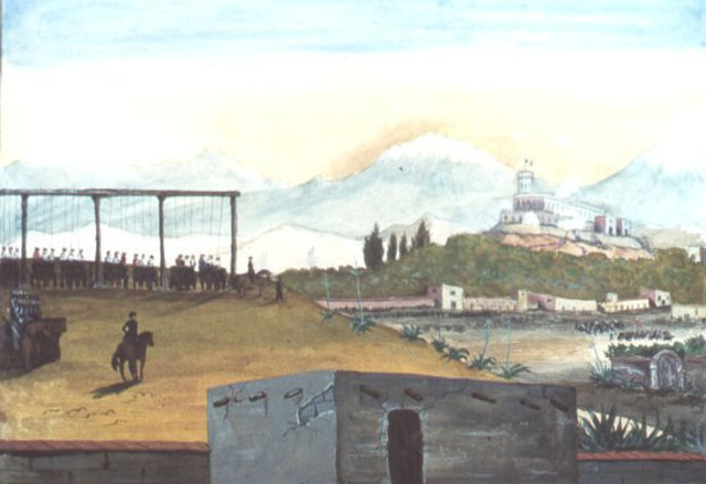 Bataille de Chapultepec