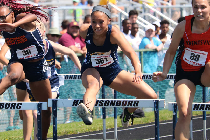 2017 Group 3A State Track Western Girls Led By Witt Fluvanna Girls Led By Martin Excel