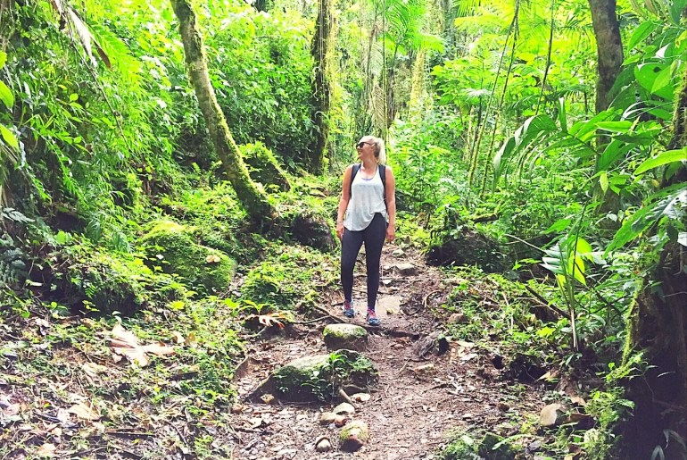 Things to do in Boquete Panama - Hidden Waterfalls Hike