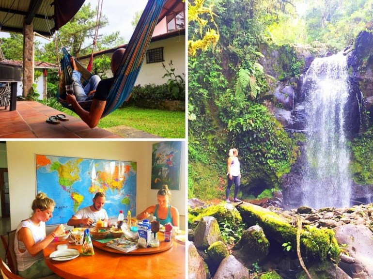 Things to do in Boquete Panama -Stay at The Jungla Experience Hostel
