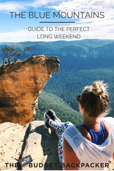 Things to do in the Blue Mountains - Pinterest