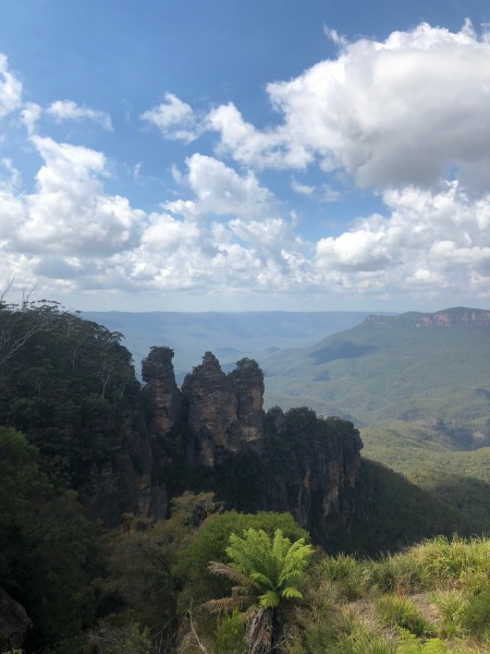 Things to do in the Blue Mountains - The Three Sisters