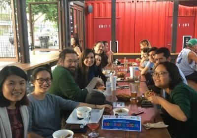 7C Happy Hour – Fall 2017