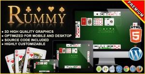 Rami - jeux de cartes HTML5