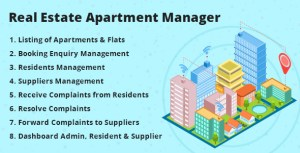 Real Estate Apartment Manager