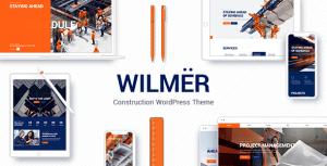 Wilmër - Construction WordPress Theme