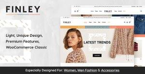 Finley - Fashion WooCommerce Theme