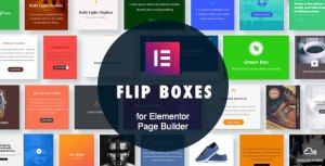 Flip Boxes for Elementor Page Builder
