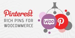 Pinterest Rich pins pour Woo-commerce