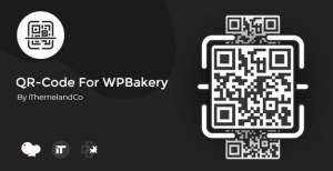 QR code pour WPBakery Page Builder (Visual composer)
