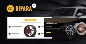Ripara - Auto Repair & Car WooCommerce WordPress Theme