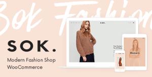 Sok - Modern Fashion Shop