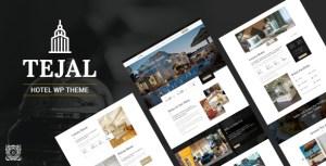 Tejal Hotel - Travel, Hotel Booking WordPressTheme