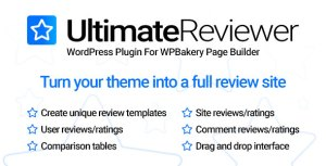 Ultimate critique plugin WordPress pour WPBakery Page Builder