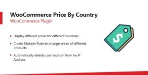 WooCommerce prix par pays plugin