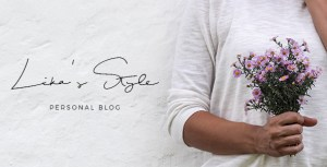 Lika's Style - Personal Blog PSD Template