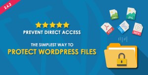 Prevent Direct Access: Protect WordPress Files