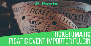 Ticketomatic Automatic Post Generator Plugin for WordPress