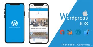 Ultimate wordpress IOS app v2