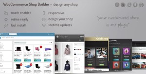 WooCommerce shop page builder - Create any shop grid / table with advanced filters