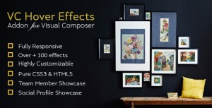Image Hover Effect Addon For Visual Composer