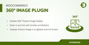 WooCommerce 360º Image Plugin