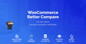 WooCommerce Compare Products