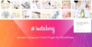Instaberg - Instagram Feed Gallery - Gutenberg Block