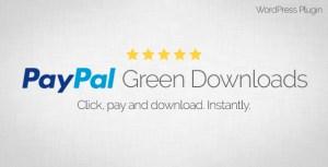 PayPal Green Downloads - WordPress Plugin