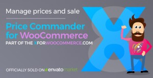 Price Commander for WooCommerce