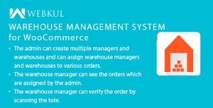 Warehouse Management System(WMS) Mobile App for WooCommerce
