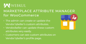 Marketplace Vendor Attribute Manager for WooCommerce