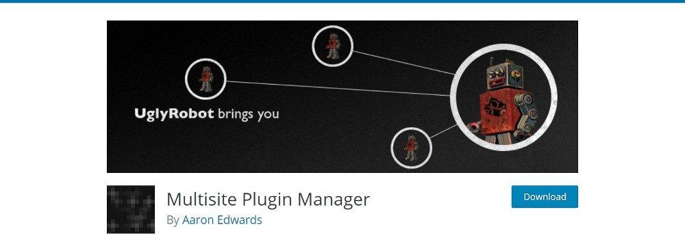 Gestionnaire de plugins multisite