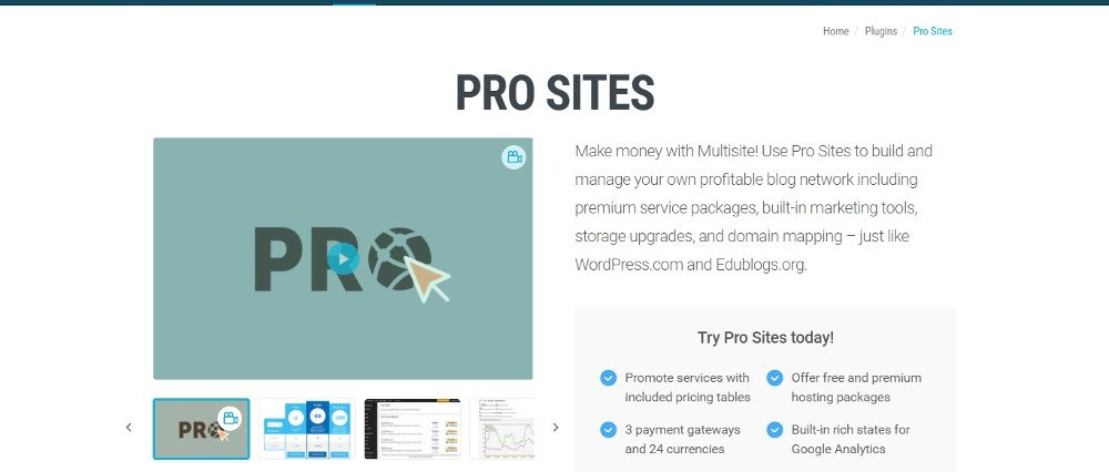 Sites Pro